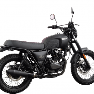 Black-BX125X-6